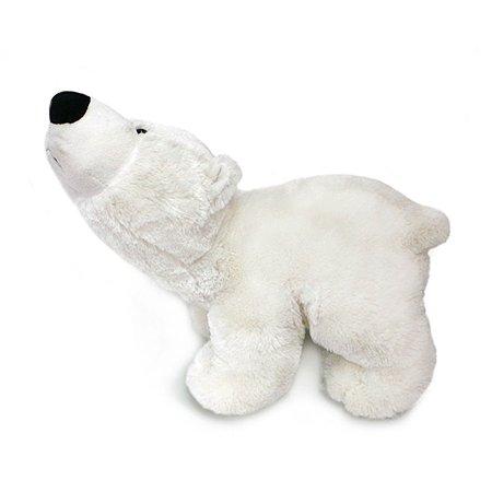 Белый мишка Laffi 41 см