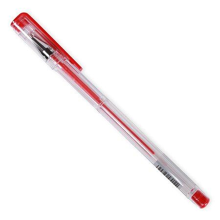 Ручка Erhaft гелевая красная
