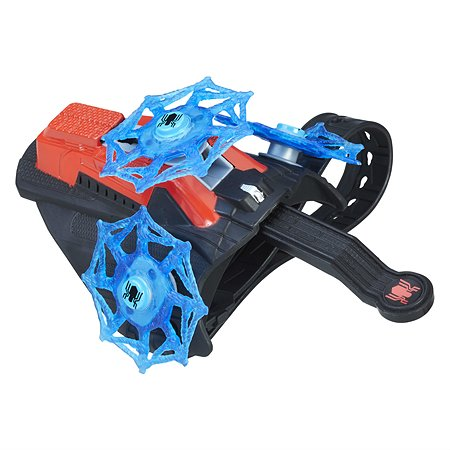 Бластер Nerf Spider-Man Spinning Web Launcher (B9766EU4) в ассортименте