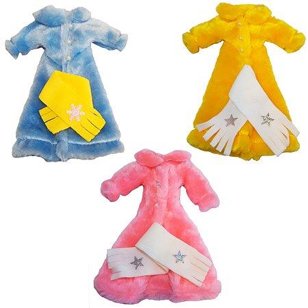 Одежда для куклы Модница в ассортименте 3333