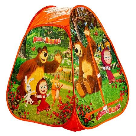 Палатка Играем вместе Маша и Медведь