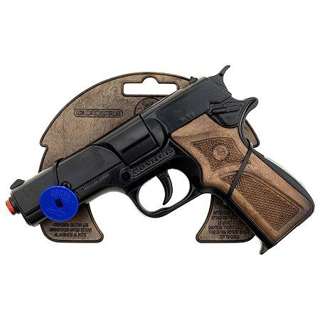 Пистолет Gonher Полицейский на 8 пистонов 3125