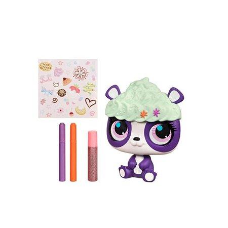 Игровой набор Littlest Pet Shop Укрась зверюшку в ассортименте