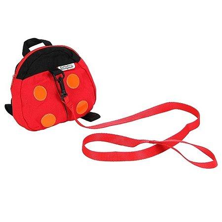 Ремень безопасности Babyton для детей Красный