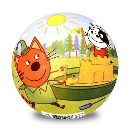 Мяч ЯиГрушка Три кота 59758ЯиГ