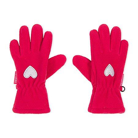 Перчатки Futurino ярко-розовые