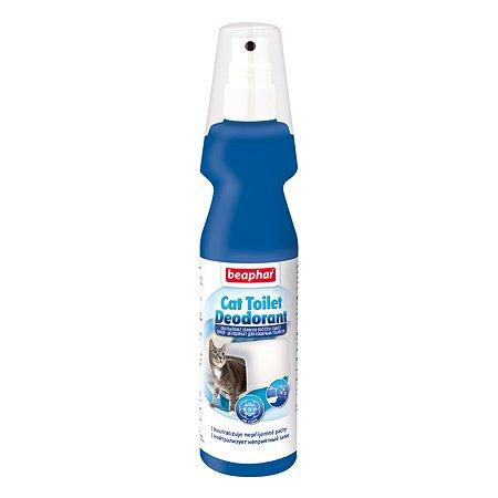 Спрей-дезодорант для кошачьего туалета Beaphar 150мл