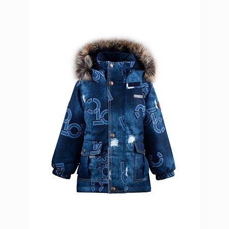 Куртка wolfie Kerry синяя
