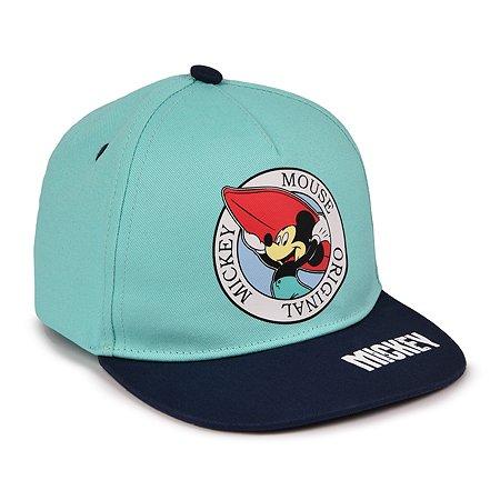 Кепка Mickey Mouse бирюзовая