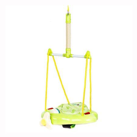 Прыгунки Babyton зеленые