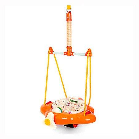 Прыгунки Babyton оранжевые