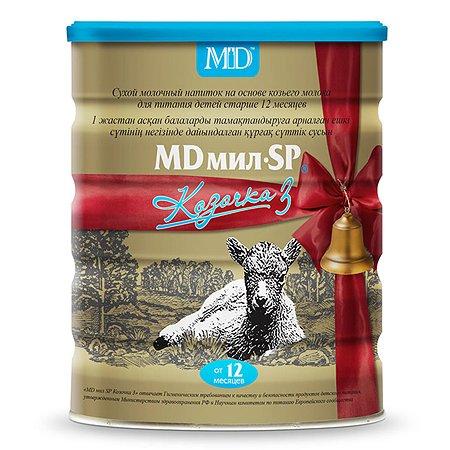 Смесь MD мил Козочка 3 на козьем молоке 800г с 12 месяцев