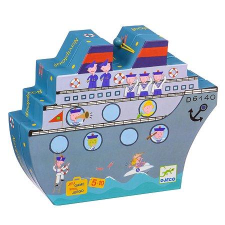 Игрушка Djeco Морской бой 5270