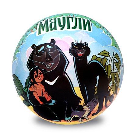 Мяч ЯиГрушка Союзмультфильм Маугли 12097ЯиГ