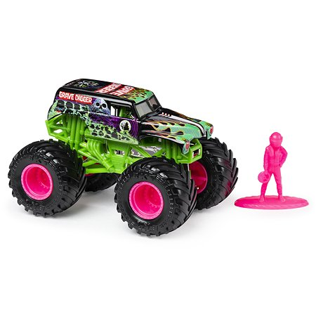 Машинка Monster Jam 1:64 Grave Digger 6044941/20116893