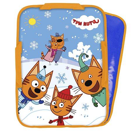 Ледянка Ника Три кота Голубой ЛПРК4054/Г