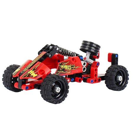 Конструктор 1TOY Hot Wheels Formula 127деталей Т15402