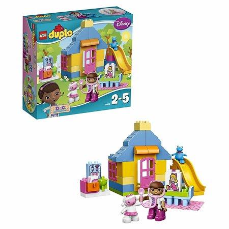 Конструктор LEGO DUPLO Doc McStuffins Больница Доктора Плюшевой (10606)