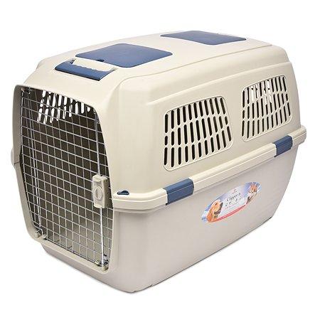 Переноска для кошек и собак MARCHIORO Tortuga 6 Бежевая