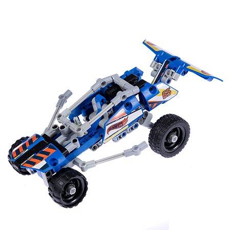 Конструктор 1TOY Hot Wheels Buggy 159деталей Т15403