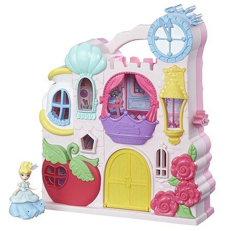 Замок для  Принцесс Princess удобно храни и бери с собой