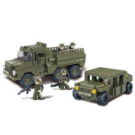 Конструктор SLUBAN Сухопутные войска 2 Армейские рейнджеры