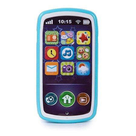 Мой первый смартфон Baby Go интерактивный