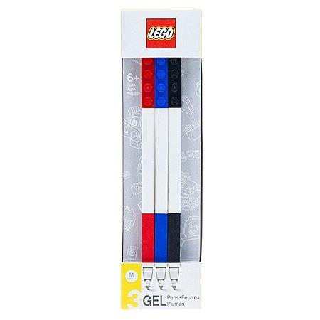 Набор ручек LEGO 3шт 3цвета 51513
