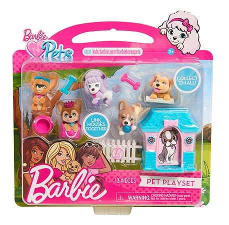 Игровой набор Barbie Питомцы Барби в ассортименте