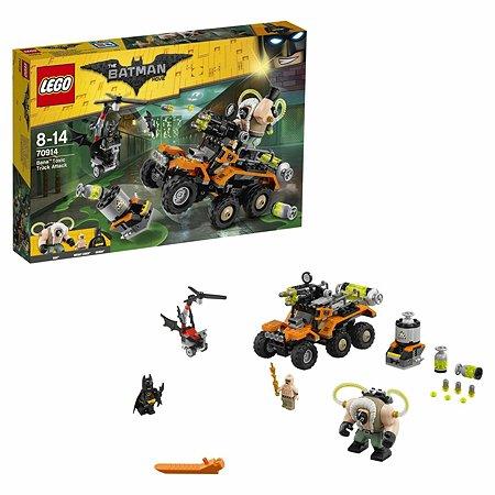Конструктор LEGO Batman Movie Химическая атака Бэйна (70914)