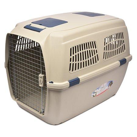 Переноска для кошек и собак MARCHIORO Tortuga 7 Бежевая