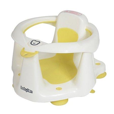 Сиденье для купания в ванну Babyton Желтый B004/YELLOW-BEIGE