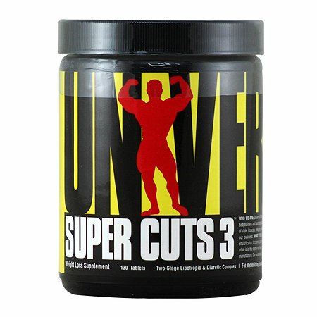 Жиросжигатель Animal Universal Super Cuts 3 130таблеток