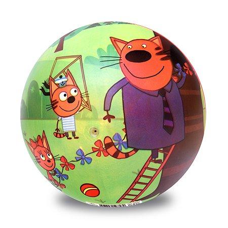 Мяч ЯиГрушка Три кота 59757ЯиГ