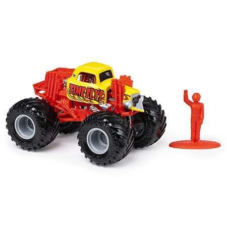 Машинка Monster Jam 1:64 Time Flys 6044941/20116894