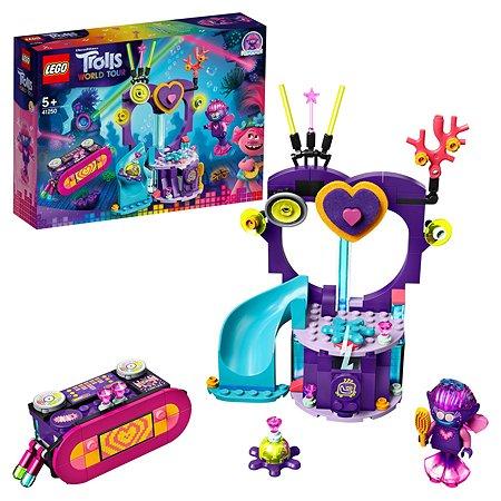 Конструктор LEGO Trolls Вечеринка на техно-рифе 41250