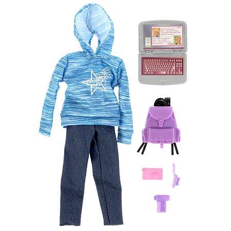 Одежда для куклы Карапуз с аксессуарами 295973