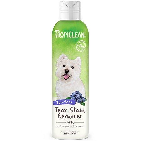 Средство для собак TropiClean для удаления слезных дорожек 236мл