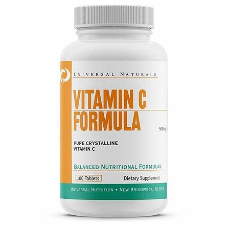 Витамин C Animal Universal Formula 100капсул