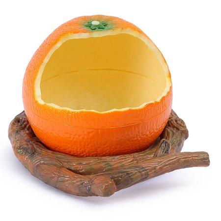 Кормушка для птиц PennPlax внутренняя Апельсин ВА451