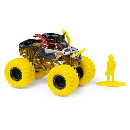 Машинка Monster Jam 1:64 Pirates Curse Neon 6044941/20116897