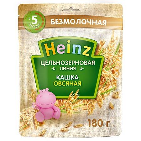 Каша Heinz цельнозерновая овсяная 180г с 5 месяцев