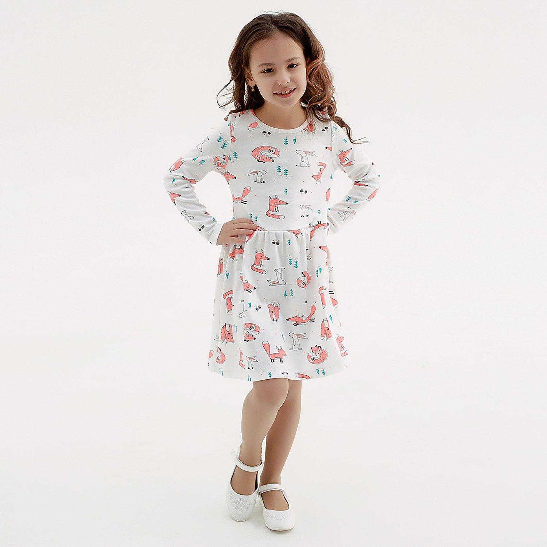 Платье SOVAlina молочное