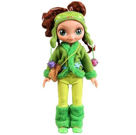 Кукла Карапуз Сказочный патруль Маша в зимней одежде 296133