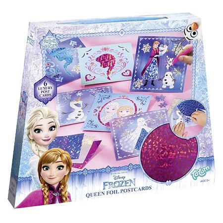 Набор TOTUM Frozen foil post card