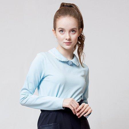 Блузка Nota Bene голубая