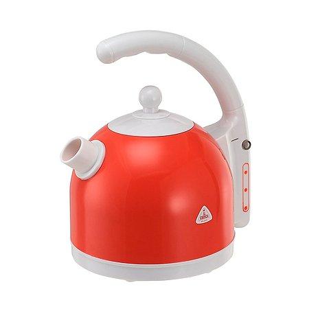 Игрушка ELC Чайник со звуком Красный 142514