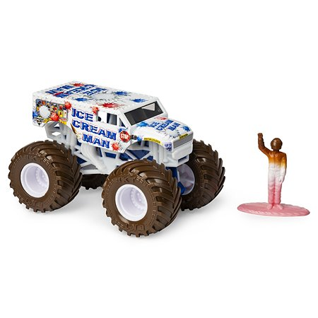Машинка Monster Jam 1:64 Ice Cream Truck 6044941/20116900