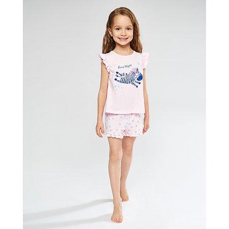 Пижама Day and Night футболка + шорты