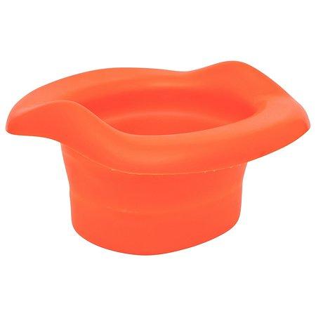 Универсальная вкладка ROXY-KIDS для дорожных горшков Оранжевый